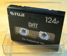 FUJI DAT 124p cassette