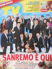 TV Sorrisi e Canzoni 8 2011 Tutti i partecipanti del Sanremo di Morandi [C46]