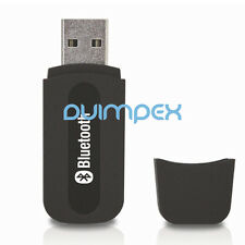 O36 USB Bluetooth Adapter 3.5mm Stereo Audio Music Receiver für PC Lautsprecher