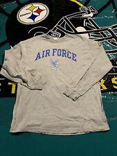 air force long sleeve shirt