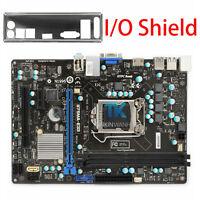 Motherboard  for MSI B75MA-E33 LGA1155 Intel B75  SATA3 DDR3  Micro ATX XU