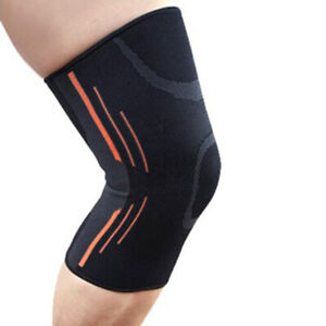Elastic Support Sports Knee Pads Knee Warmer Running Basketball Protection Tool