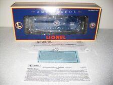 Rare Mint Lionel #19958 Ambassador SILVER Caboose w/Orig. Box & Shipping Carton