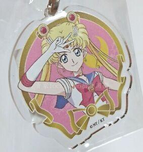 Sailor moon crystal Acrylic key ring charm TAIWAN pop up shop Season III TOEI