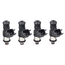 4PCS 2200cc 210lb New High Impedance Fuel Injectors Replace 0280158821