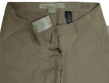 New Womens Beige NEXT Maternity Chino Trousers Size 8 Regular