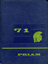REPRINT: 1971 Cary-Grove Community High School Yearbook - Cary Illinois