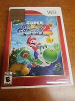 Nintendo Selects: Super Mario Galaxy 2 (Wii, 2016)(Tested)
