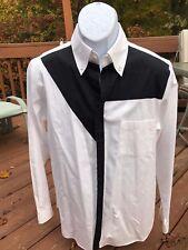 Yohji Yamamoto POUR HOMME Men's Long-Sleeved Shirt Size 3