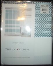 Tommy Hilfiger Home Shower Curtain 72 x 72 100% Cotton New $65.00