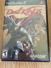 Devil Kings PlayStation 2 Ps2 Game No Manual With Case Cib SB1