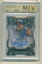 ROBIN YOUNT 2016 TOPPS TRIBUTE AGELESS ACCOLADES AUTOGRAPH /50 BGS 9.5/10 GEM
