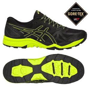 Asics Gel-Fuji Trabuco 6 G-TX 44-48 Herren Gore-Tex Trail Running Outdoor Schuhe