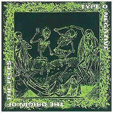 Type O Negative - Origin Of The Feces NEW CD