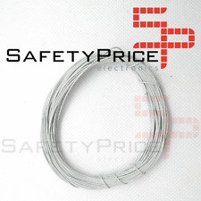 11 metros AWG30 GRIS Cable WRAPPING WIRE COLOR GRIS electronica