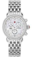 Michele Signature CSX-33 Diamond MW03S01A1046 Wrist Watch for Women
