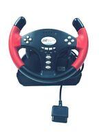 Vintage Pelican GT2 Racing Wheel (Pelican, Sony PlayStation, Ps1)