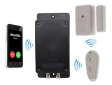 Covert Battery Powered Silent 3G GSM UltraDIAL Alarm with 1 x Magnetic Contact