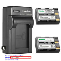 Kastar Battery AC Wall Charger for Konica Minolta NP-400 & Dimage A1 Dimage A2