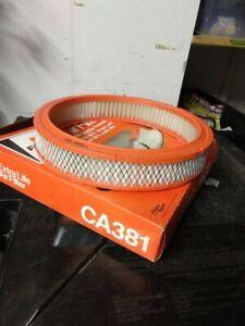 Fram CA381 Air Filter fits Motorcraft FA574 - NOS