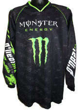 O'neal MX MONSTER ENERGY Jersey Shirt Racing Motocross Bike Polyester - Small