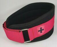 "Harbinger 232 Women's 5"" Foam Core Weight Lifting Belt Pink Size XS"