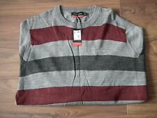 Mens Pierre Cardin Smart Plain Style Quarter Zip Fleece Jumper Top Size S-xxxl Khaki XXX Large