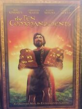 The Ten Commandments [DVD] NEW Sealed