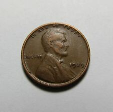 1929 LINCOLN WHEAT CENT ~ NICE DETAILS ~ HIGH GRADE - COMBINED SHIPPING LOT X102