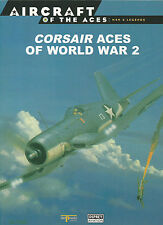 Osprey Aircraft of the Aces 10 Corsair Aces of World War 2 Del Prado
