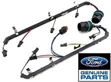 08-10 New 6.4L Ford Powerstroke OEM Injector Harness Kit RIGHT & LEFT (3387/88)