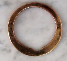 All Saints: London, Rustic Bangle Golden Bronze