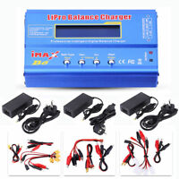 IMAX B6AC 80W Balance Charger Discharger For Lipo NiMH NiCd Battery With Adapter