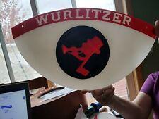 WURLITZER JUKEBOX JOHNNY 1-NOTE PLASTIC FOR 4007 SPEAKER