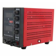 UNI-T UT305 Mini Switching Regulated Adjustable DC Power Supply SMPS Single Cha