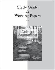 Shaw, Ken : Study Guide & Working Papers Ch 1-14 to