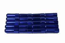 20x blue lug nuts for Honda Civic Si Type R EP2 EP3 for steel wheel 12x1.50