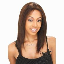 Milky Way Saga 100% Remy Human Hair Lace Front Wig - SASHA