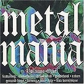 Various Artists : Metal Mania - Volume 1 CD (1998)Juicy Lucy / hawkwind/ Cronos