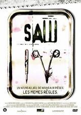 Saw IV 4 DVD NEUF SOUS BLISTER