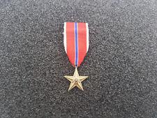 (a19-023) us medalla estrella de bronce Medal miniatura original