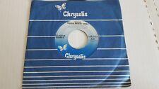 """CLAUDJA BARRY - Boogie Woogie Dancin Shoes (NM) DISCO FUNK 7"""" Chrysalis"""
