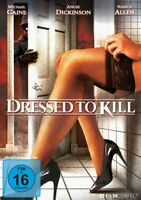 DRESSED TO KILL (DVD) - CAINE,MICHAEL/DICKINSON,ANGIE/ALLEN,NANCY   DVD NEUF