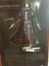 Van Helsing Sideshow Collection like New RAR RARO 4 personaggi OVP come nuovo