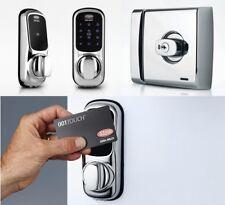 Lockwood 001 Touch Keyless digital deadlatch 001T-1K1CPDP electronic door lock