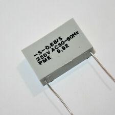 250V AC 20 St !! X D039 MKP-Kondensatoren 0,68uF
