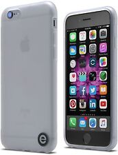iPhone 6s Case, NGN Slim-Fit Ultra-Grip TPU Case for iPhone 6 (Frosted Clear)