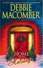 Home for the Holidays by Debbie Macomber 2-in-1 VG C (2005, PB) Comb ship avail