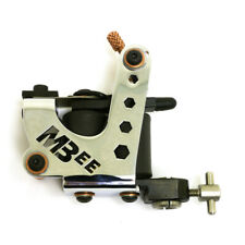 Micky Bee Professional Tattoo Machine Coil Chrome Sting Liner 10 Wrap