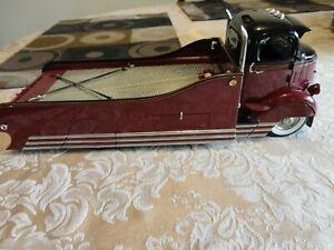 Danbury Mint 1930's Custom Car Carrier 1:24